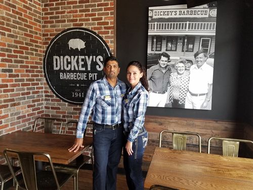 Dickey's Barbecue Pit Brings a Taste of Texas with New Location in Riverview