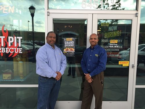 Dickey's Barbecue Pit Brings the Smoke to Alexandria with a New Location