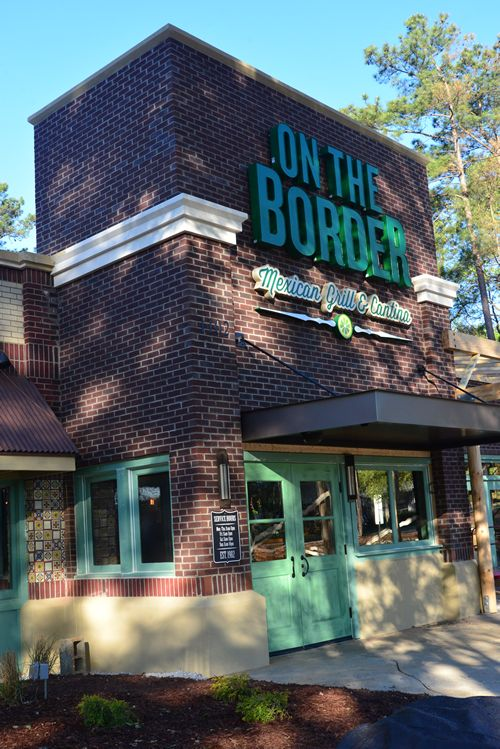 On the border set for grand re opening in cary north for An cuisine cary nc