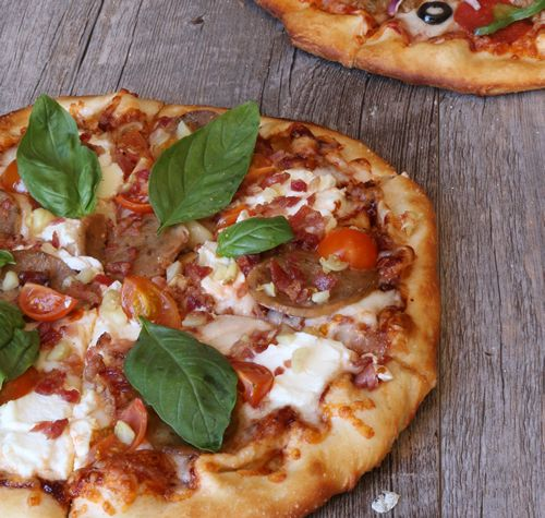 PizzaRev Launches Double Dough, a New Thicker Crust Option