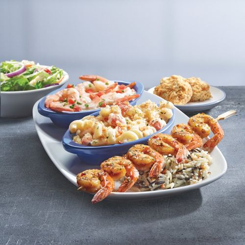 Red Lobster Invites Guests To Customize Their Plates During Create Your Own Seafood Trio Event
