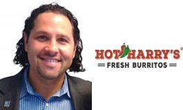 Rob Rosa Joins Hot Harry's Franchise Team