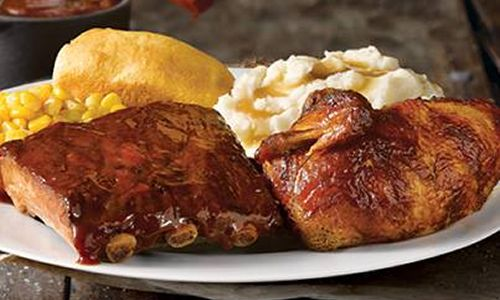 Summer arrives early with st louis style bbq ribs for Side dishes for bbq ribs and chicken