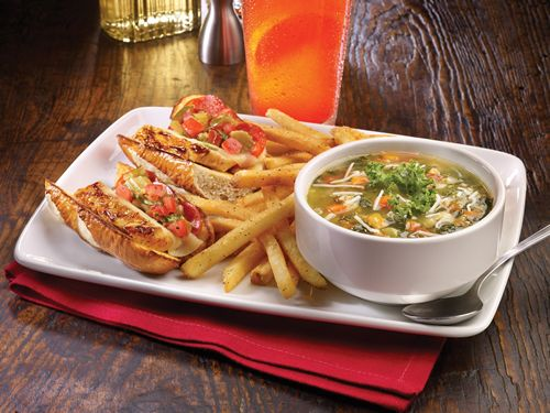 Long Live Lunch: TGI Fridays Challenges America To Combat #FOLO With New Lunch Menu