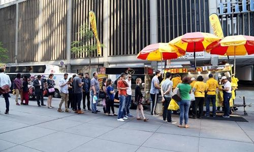 Texas Welcomes The Halal Guys with Its First Dallas Location
