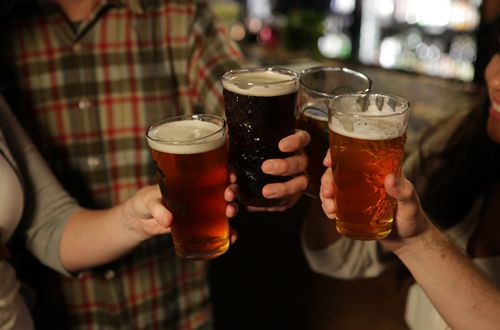World of Beer Encourages Taxpayers to Kick Back on April 18