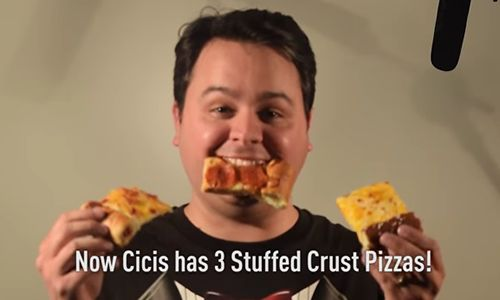 Bacon Stuffed Crust Pizza? Great Idea, Pizza Hut!