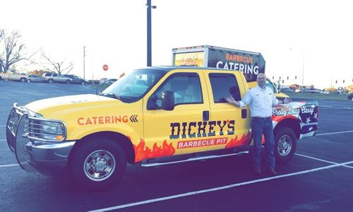 Dickey's Barbecue Pit Continues the Smoke Trail with a Third Location in West Mobile