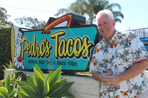 Orange County's Original Fish Taco Stand, Pedro's Tacos Celebrates 30 Years in Business and Kicks off Expansion