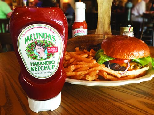 Melinda's New Squeeze Bottle Turns Spicy Ketchup Battle Upside-Down