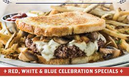Mimi's Is Ready to Serve Veterans with its Red, White & Blue Celebration