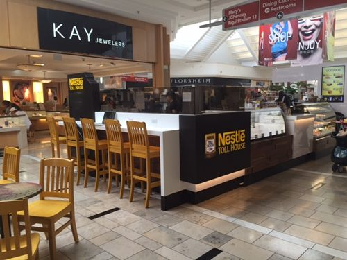 Broward Mall Welcomes Plantation's 1st Nestlé Toll House Café by Chip