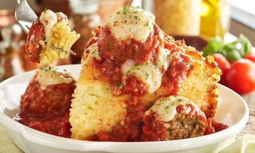 Olive Garden Unveils New Breadstick Sandwiches and Deep Dish Spaghetti Pies