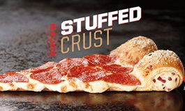 You're Bacon Me Crazy: Pizza Hut Debuts Bacon Stuffed Crust Pizza With New Applewood Smoked Bacon