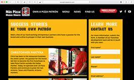Pizza Patrón Unveils New Franchising Site – OwnAPizzaPatron.com