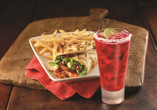 Make Every Day Feel Like 'Friyay' With TGI Fridays New Dine & Drink Pairings That Are The Perfect Motivation For A Night Out