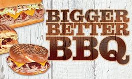 Blimpie Unveils Sweet & Spicy BBQ Subs For Summer