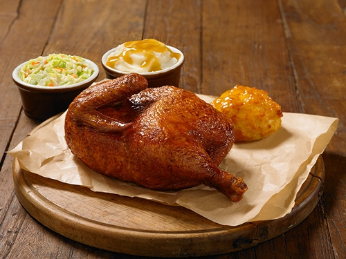 Church's Introduces Smokehouse Half Chicken