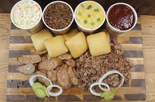 Dickey's Barbecue Pit Announces Delivery with Favor