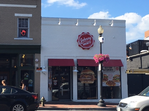 Johnny Rockets to Host Grand Reopening Event in Washington, DC