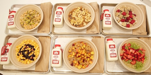 A Cereal State Of Mind - Kellogg's Opens First-Ever Permanent Cafe In NYC