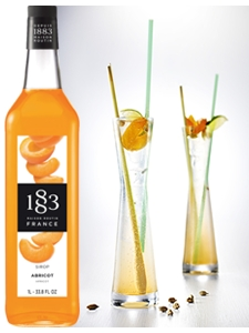 Maison Routin 1883 Launches Red Pepper, Madeleine and Apricot Syrups