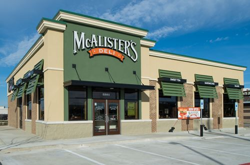 McAlister's Deli Aims to Attract New Franchisees in Columbus, Ohio as Chain Expands