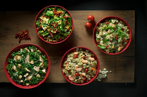 Newk's Brings Grilled Seasonal Produce and Five Fresh Salads to the Table with New Summer Menu