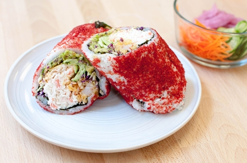 San Francisco's Sushirrito Is Coming Summer 2016