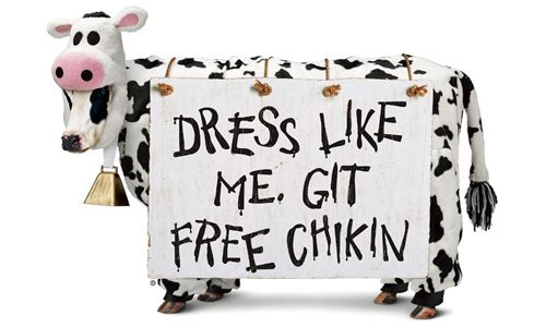 Save the Date: Chick-fil-A Offers FREE Food to Cow-Clad Customers on Cow Appreciation Day, July 12