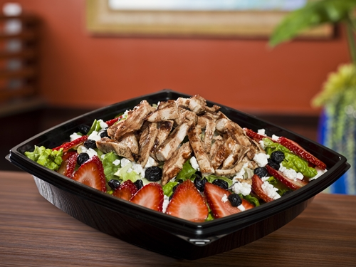 The Habit Burger Grill Celebrates Summer with All-New Strawberry Balsamic Chicken Salad