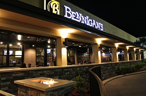 Bennigan's Returns to Panama City Mall