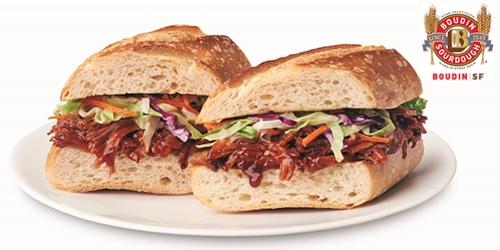 Boudin Heats Up Summer with New BBQ Pork Menu Items