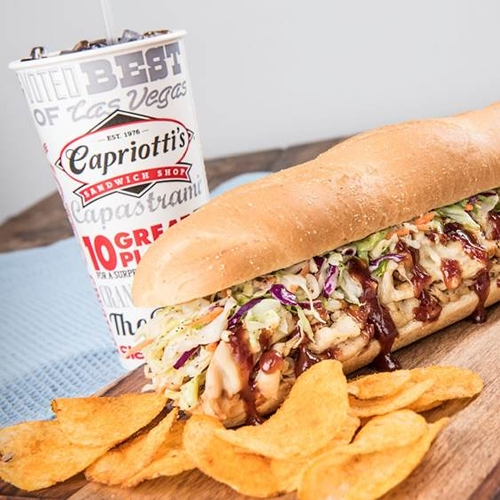 Capriotti's Introduces The BBQ Chick
