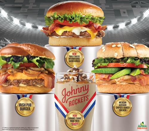 Competition Heats Up This Summer At Johnny Rockets