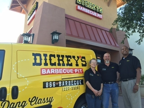 Dickey's Barbecue Pit Slow Smokes Into Chandler