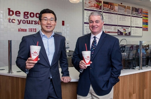 1851 Franchise Reports on How Wan Kim, CEO of Smoothie King, Changed the Way the World Thinks About Smoothies