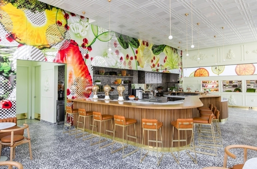 Jamba Juice Celebrates Grand Opening of Innovation Bar in Pasadena, CA