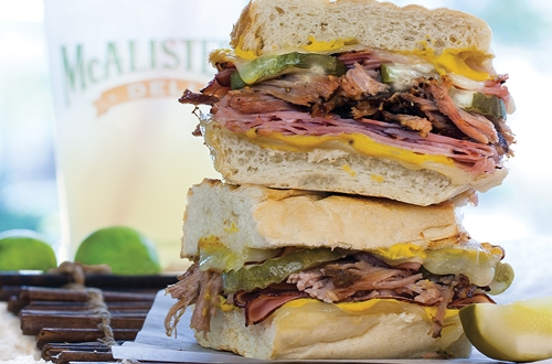 McAlister's Deli Introduces New Cuban Sandwich, Key Lime Pie And Key Lime Lemonade Line-Up