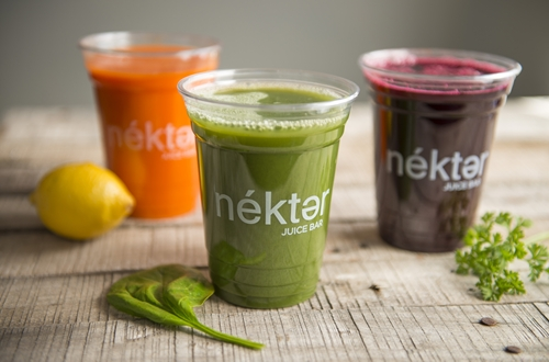 Nékter Juice Bar Wins Prestigious Hot Concepts Award from Nation's Restaurant News