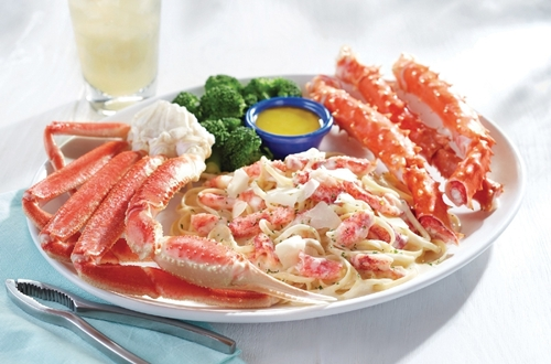 Crabfest Is Back At Red Lobster