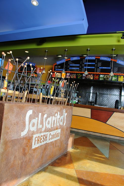 Salsarita's Fresh Cantina to Open New Restaurant in Columbia