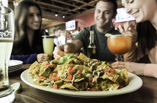 50% Off Margaritas & Nachos at On The Border Mexican Grill & Cantina for Labor Day