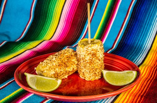New Foodservice Sweet Corn Makes Great Elote