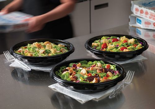 Domino's Launches Salads Nationwide