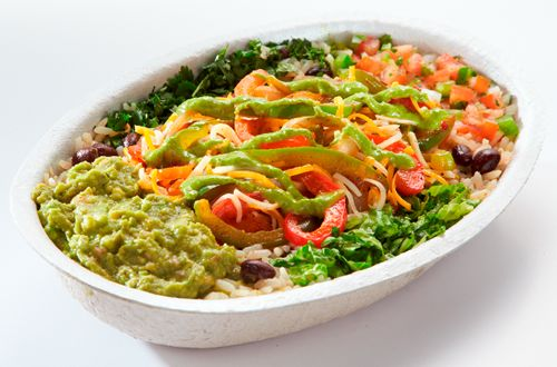 Fuzzy's Taco Shop's latest LTO leverages success of its Jumbo Burrito: The Fuzzy's Burrito Bowl, now available until Sept 11, 2016
