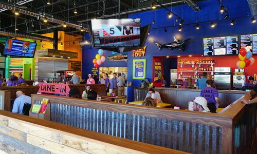 Fuzzy's Taco Shop hits 100th-Store Milestone