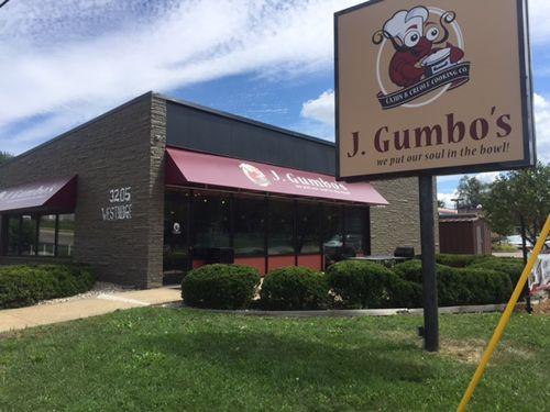 Gumbo Growth LLC Celebrates Opening of New Pittsburgh-Area J. Gumbo's Restaurant Location
