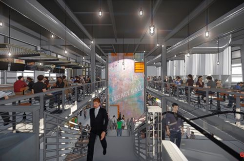 Legacy Hall to Raise Bar for Food Halls in America