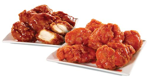 Little Bites, Big Taste and Value with Krystal's New Boneless Wings